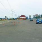 автошкола курсы вождения упражнение